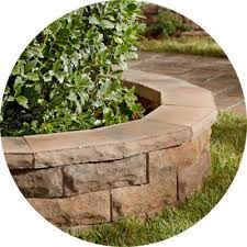 Rocks For Garden Edging Shop Pavers Retaining Walls At Lowes