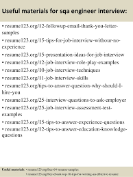 Sqa Resume Sample by Top 8 Sqa Engineer Resume Samples