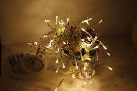 christmas batteries led light string curtain light home decor