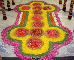 colourful kasi yatra this is the wedding decoration for u2026 flickr