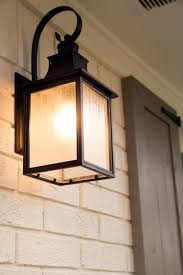 Exterior Light Fixtures Great Exterior Lighting Choice From Hgtv Fixer With Chip