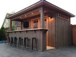 build a cabana barside pool house summerwood