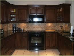 kitchen excellent amazing dark cabinets new modern backsplash