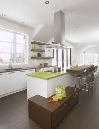 Cuisine Bois Moderne by Refreshing Modernity Kitchen