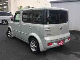 cube nissan 2006 nissan cube 14s used car for sale at gulliver new zealand