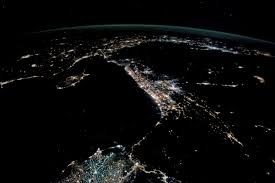 lights of the levant image of the day