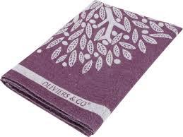 purple olive tree kitchen towel accessories oliviers u0026 co