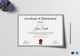 26 microsoft certificate templates download free documents in
