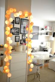 131 best diy cotton ball lights images on pinterest cotton