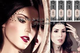kat von d tattoo cover up foundation 1 best tattoos ever