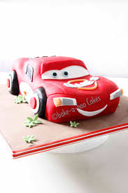cars movie bake a boo another lighting mcqueen cake from disney cars movie