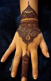 15 and easy black mehndi designs with photos styles at