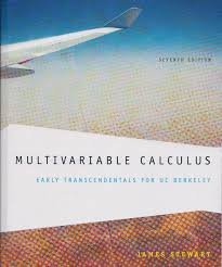 multivariable calculus early transcendentals for uc berkeley