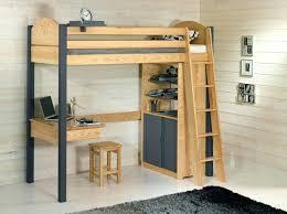 lit mezzanine enfant avec bureau mezzanine avec bureau lit mezzanine 90x190cm bureau