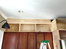 Kitchen Wall Cabinet Carcass How To Build A Wall Cabinet Building Kitchen Cabinets Part