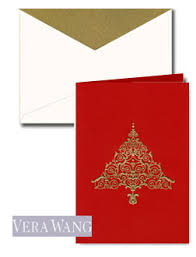 imperial scroll gold tree on greeting cards by vera