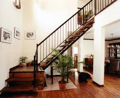 steel stair stringers and steel railings