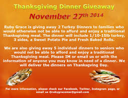traditional thanksgiving meal menu south laurel views nov 27 ruby grace southern thanksgiving carry