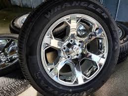 dodge ram take wheels oem 20 dodge ram laramie wheels and tires take offs 1250