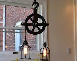 industrial decor etsy