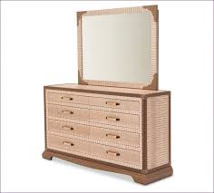Dressers For Makeup Bedroom Amazing Used Dresser With Mirror Mirrored Chest Of