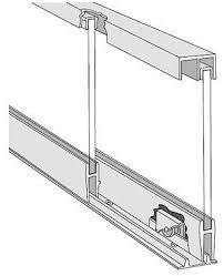 Glass Sliding Door Tracks For Cabinets 7 Best Sliding Systems Images On Pinterest Cabinet Drawers