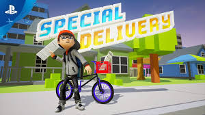 special delivery announce trailer psvr youtube