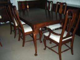 lexington cherry dining room table lexington furniture dining room