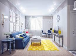 blue and white home decor interior blue white yellow living room home decor interior