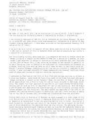 Cover Letter For German Tourist Visa Sample Cover Letter 1 Txt Sample Cover Letter For Australia Tourist Visa