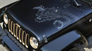 jeep blue and black 2014 jeep wrangler unlimited dragon edition review notes autoweek