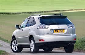 lexus rx350 2006 car review honest