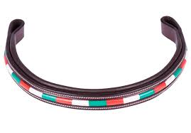 pariani italian mexican flag browband galleria morusso