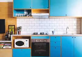 blue kitchen decor ideas kitchen decoration color trends and ideas 2018 home decoo