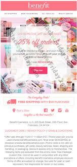 benefit cosmetics black friday 2017 sale deals black friday 2017