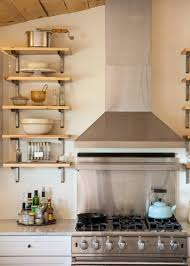 Open Kitchen Shelving Ideas 25 Kitchen Shelves Designs Decorating Ideas Design Trends