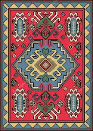 armenian carpets and rugs u2014 stock vector arahovhannisyan bk ru