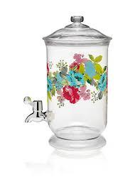 floral drink dispenser m u0026s
