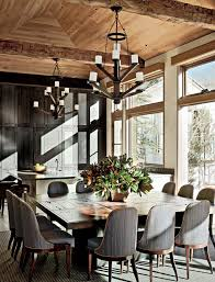 Rustic Dining Rooms by Rustic Dining Room Ideas Provisions Dining