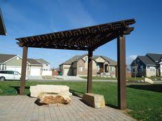 Pictures Of Pergolas by Corner Pergola Or Simply Define An Outdoor Http Ideas4landscaping