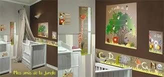 frise pour chambre bébé chambre jungle bebe superior theme coration 6 nature frise jungle