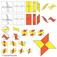 origami ninja star instructions ninja star animated origami