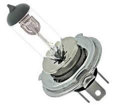 amazon com octane lighting 6v 35 35w h4 halogen headlight car