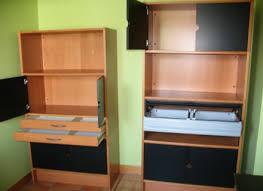armoire bureau informatique meuble armoire bureau my