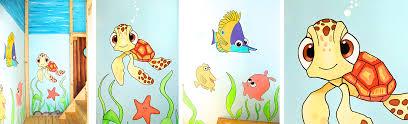 kinderzimmer wandgestaltung sweetwall wunschmotive für deine wand wandmalerei für