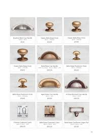 Handles And Knobs For Kitchen Cabinets Shaker Brochure Devol Kitchens And Interiors Basement Floor