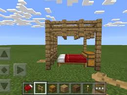 Minecraft How To Make A Bed How To Make A Princess Bed On Minecraft Snapguide