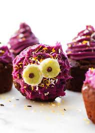 Halloween Monster Cupcakes Halloween Cupcakes Trendy Halloween Cupcakes With Halloween