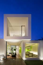 modern interacting interior spaces shakin stevens house home