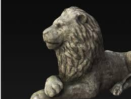 lion statue lion statue asset store